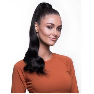 "Bellami human hair 20"" ponytail"